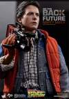 Hot Toys - 1/6 Scale Back to the Future - Marty McFly Collectible Figure