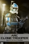 Sideshow - Star Wars Collectibles - Arc Clone Trooper Fives Phase II Armor1/6 Scale Action Figure