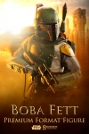 Sideshow - Star Wars Collectibles - Boba Fett Premium Format Statue