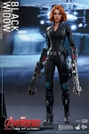 Hot Toys - 1/6 Scale Avengers Age of Ultron - Black Widow Collectible Figure