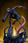 Sideshow - Marvel Collectibles - Spider-Man Miles Morales Premium Format Statue