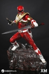 XM Studios - Saban - MMPR Red Ranger Premium Collectibles Statue