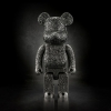 Royal Selangor - Medicom Toy - Bearbrick Special Edition Arabesque Black 400%