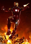 Sideshow - Marvel Collectibles - Iron Man Mark VII Maquette Statue