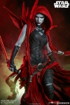 Sideshow - Star Wars Collectibles - Asajj Ventress Mythos Statue